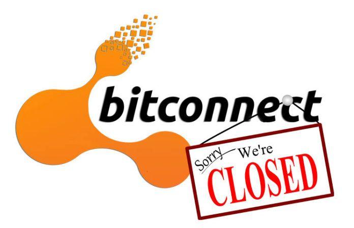 Logotip Bitconnect projekta koji je označen kao prevara u kripto svijetu.