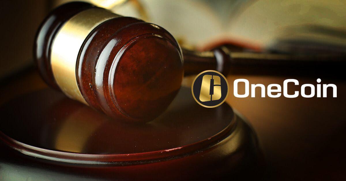 Logotip OneCoin projekta.