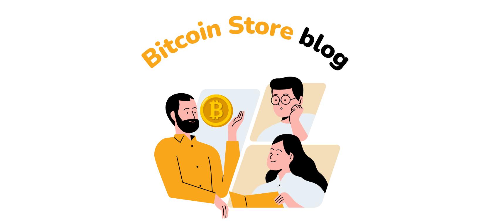 Ilustrirani strip koji prikazuje učitelja koji učenicima objašnjava funkcioniranje Bitcoina.